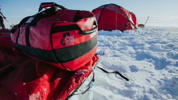 arctic expedition camping